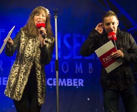 London Regent Street Christmas Lights 2014