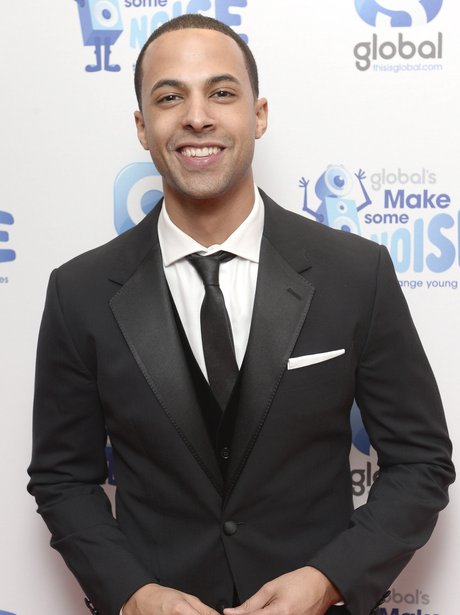 Marvin Humes at Global Make Some Noise Evening 201