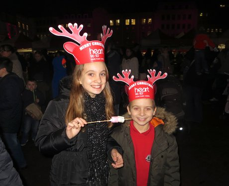 Northampton Borough Christmas Light Switch-On