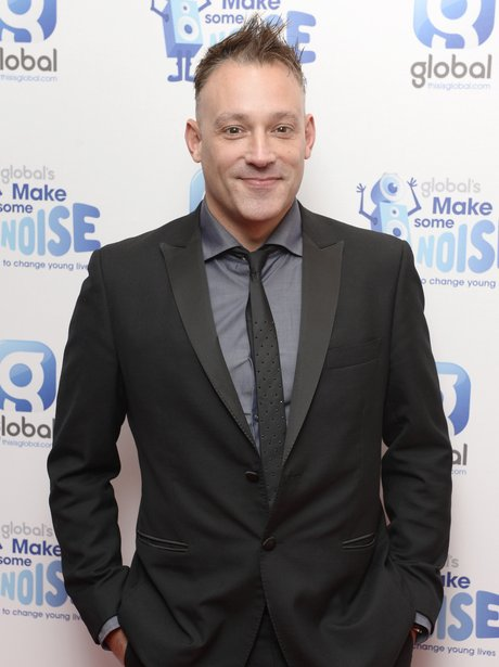 Toby Anstis at Global Make Some Noise Evening 2014