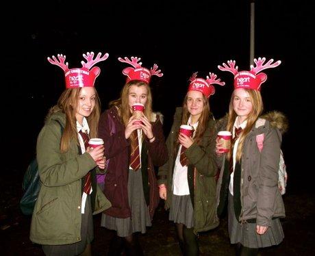 Winchester Lantern Parade 2014