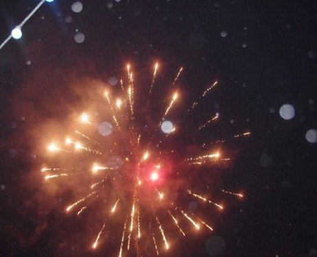 Cosham Christmas Lights 2014