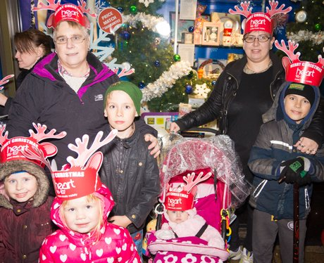 Great Yarmouth Christmas Lights 2014