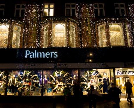 Great Yarmouth Christmas Lights 2014