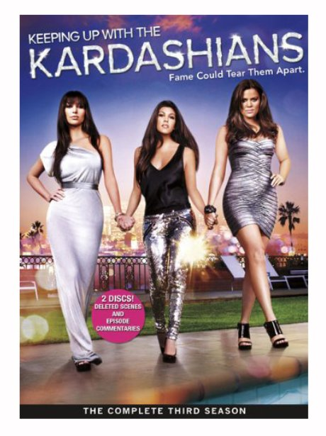 Keeping up with the kardashians season 3 reality for Old keeping up with the kardashians episodes