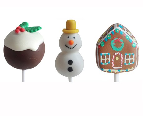 Mix Of Pop Cakes, From £2 Each