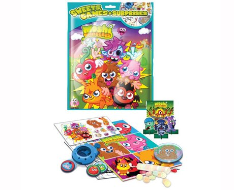 moshi monsters surprise pack 163399 stocking fillers for