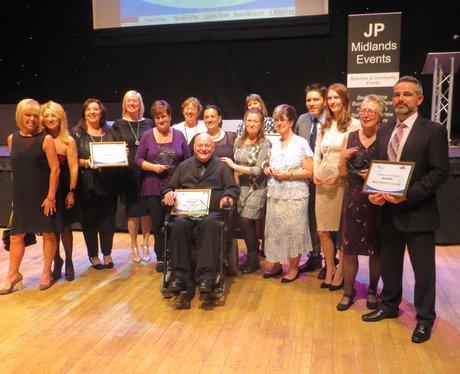 Pride Awards Bedford 2014