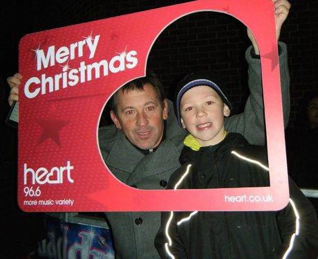Rickmansworth Christmas evening 2014