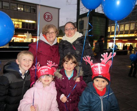 Stevenage Christmas Light Switch On - 2014