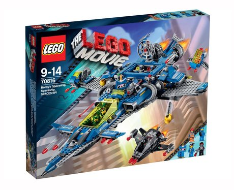 The Lego Movie Benny S Spaceship 72 Toys Your Kids Will Drive You Nuts For This Heart