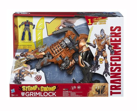 Transformers Chomp & Stomp Robot
