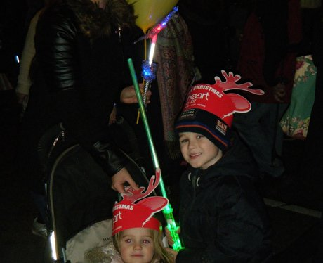 Berkhamsted Christmas Light Switch On