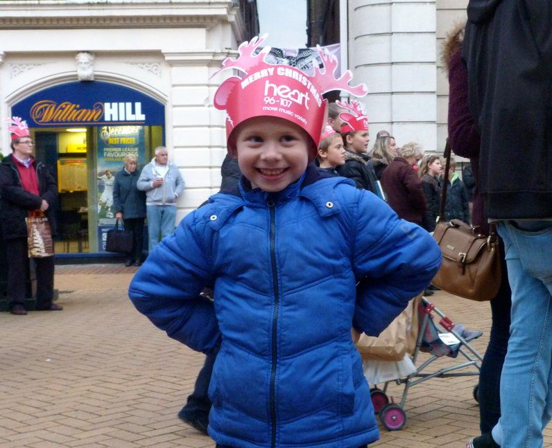 Chelmsford Light Switch On (30 November 2014)