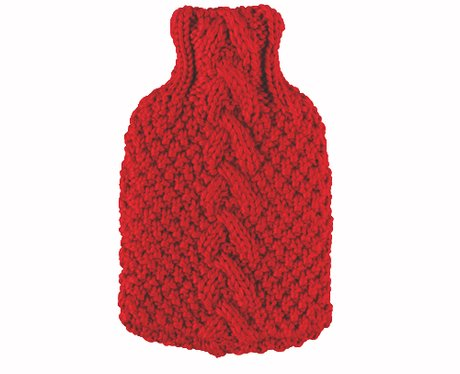 Habitat Knit Hot Water Bottle