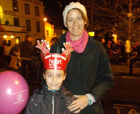 Heart Angels: Chippenham Christmas Light Switch On