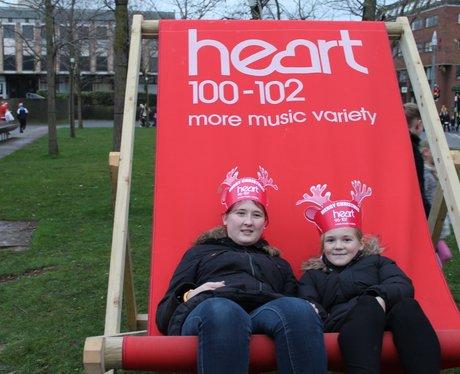 Heart Angels: Middlesbrough Christmas Lights - 30t