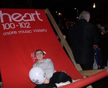 Heart Angels: Middlesbrough Christmas Lights - 30t