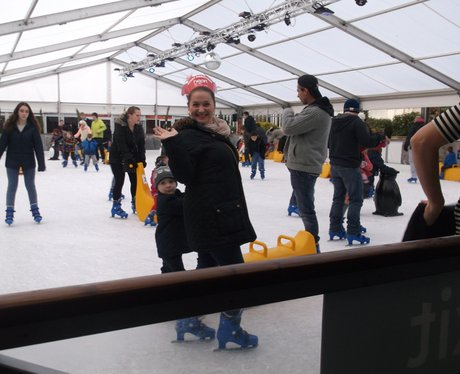Heart Angels: Whitehall Garden Centre - Skate and