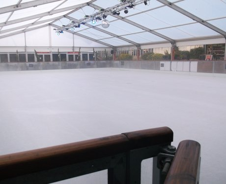 Heart Angels: Whitehall Garden Centre - Skate and