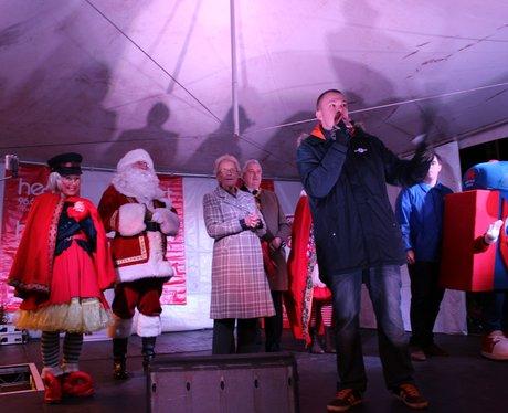 Hemel Hempstead Christmas Lights Switch On 1