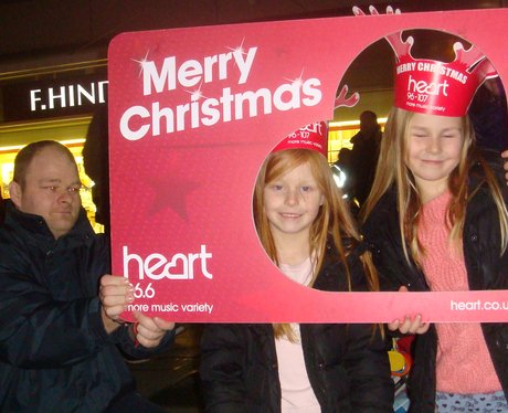 Hemel Hempstead Christmas Lights Switch On 2