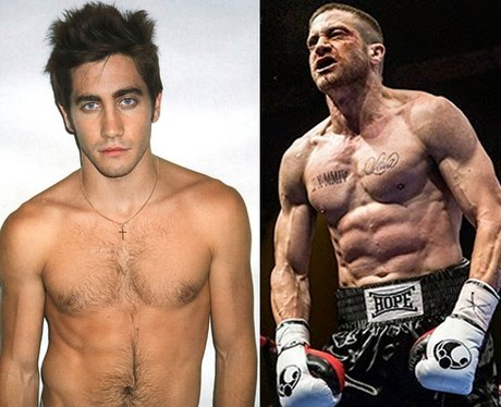 jake gyllenhaal amazing onscreen transformations heart