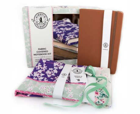 Kirstie Allsopp Fabric Notebook Kit