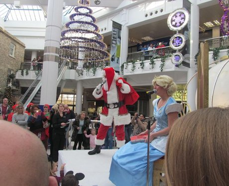 Marlands Christmas Grotto 2014