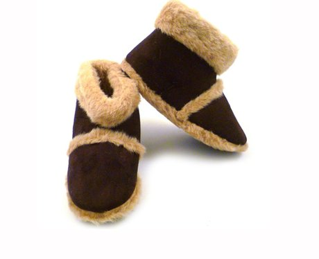 Mens Boot Slippers