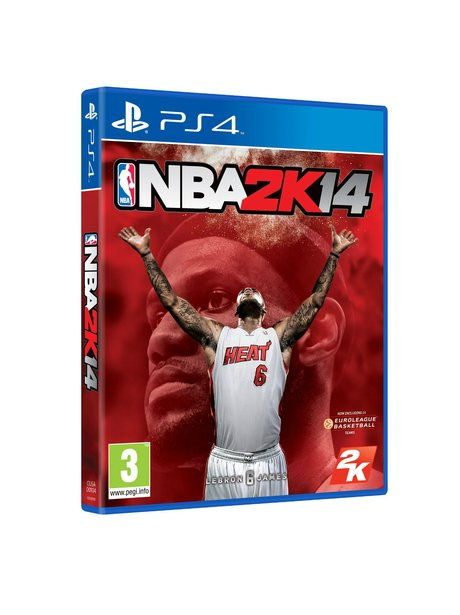 NBA 2K14 Video Games For PS4