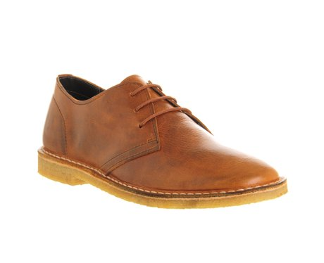 Office Leather Desert Shoes