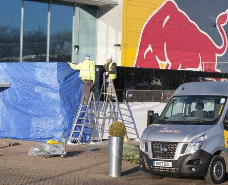 Red Bull Ram Raid
