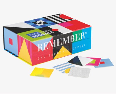 Signale Picture Card Memory Game