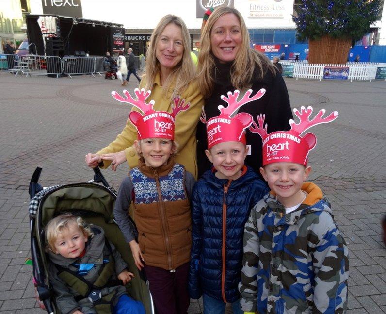 Southend Santa's Christmas Parade (29 November 201