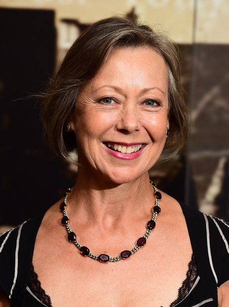 Jenny Agutter from The Railway Children seen now.