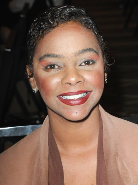 Lark Voorhies from Saved by the Bell seen now.