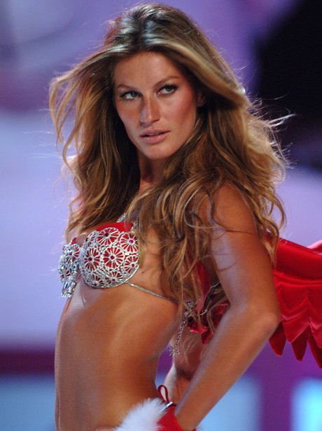 Victoria's Secret Gisele Bundchen