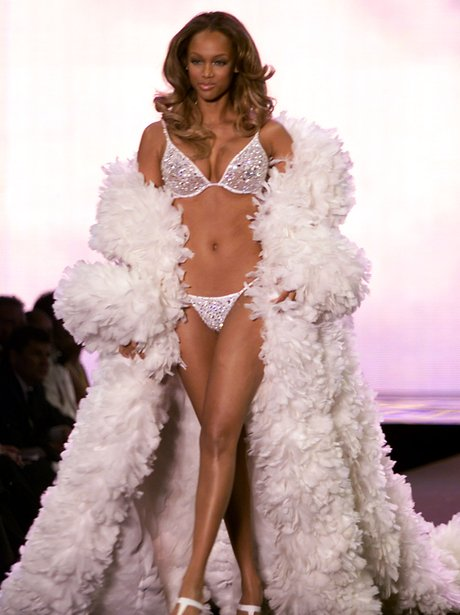 Victoria's Secret Tyra Banks