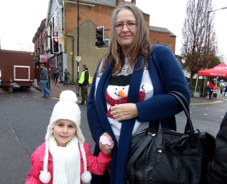 Billericay Market (7 December 2014)