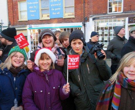 Buckingham Christmas Parade 2014