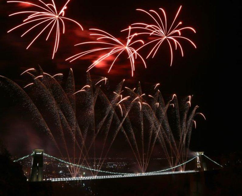Clifton Suspension Bridge 150th Anniversary Celebr
