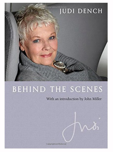 Dame Judy Dench: Behind The Scenes