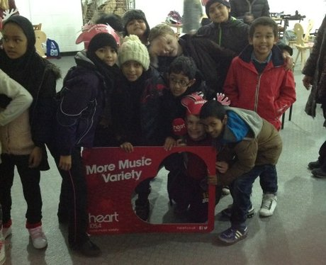 Heart Angels At Chill Factore