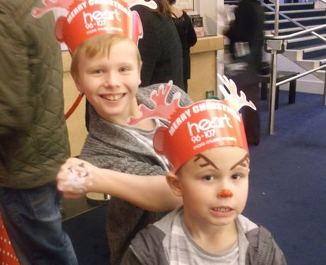 Heart Angels: Swindon Panto (Tuesday 9th December)