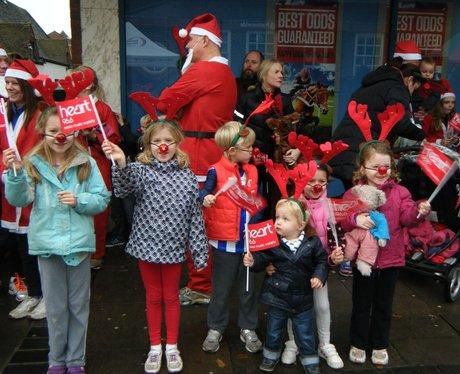 St Albans Jingle Bell Jog 2014
