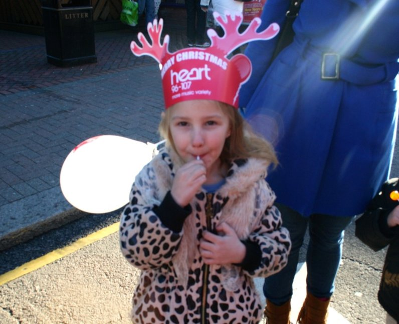 Wickford Christmas Market (6 December 2014)
