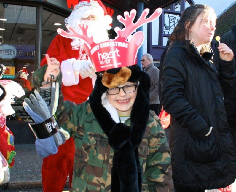 Wickford Christmas Market (6 December 2014)