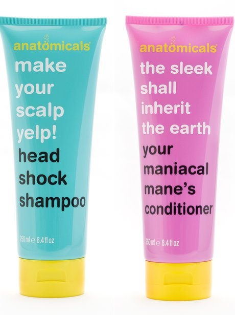 Anatomicals Shampoo Conditioner