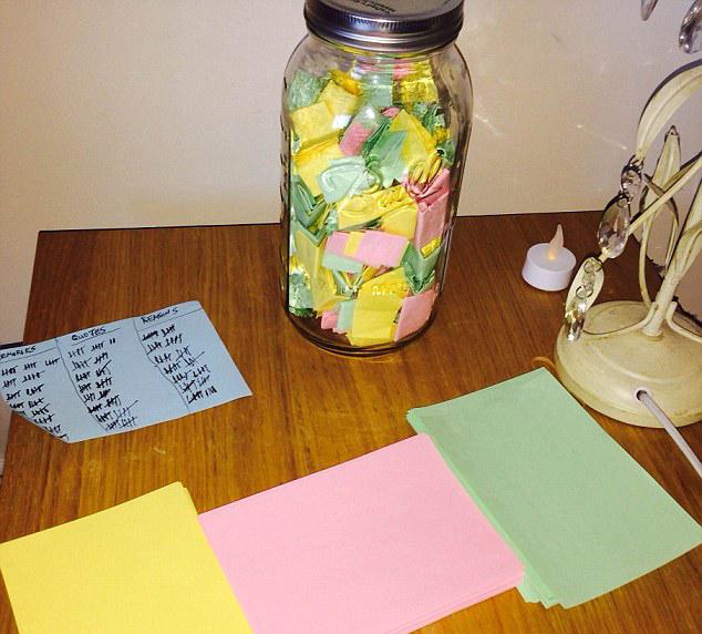 Best Boyfriend Love Notes Jar